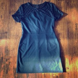 NWT Banana Republic Lace Detail Dress